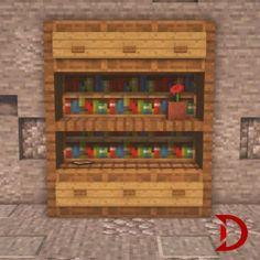 Minecraft Cottage, Cute Minecraft Houses, Minecraft Plans, Minecraft House Designs, Minecraft Tutorial, Minecraft Blueprints, Minecraft Creations, Minecraft Projects, Minecraft Crafts