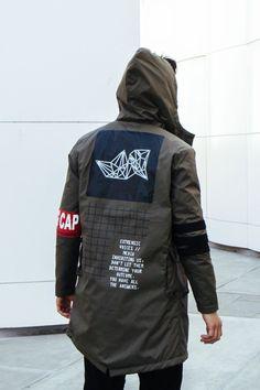 MXDVS this looks like a Supreme Jacket