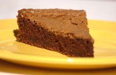 Cinco Quartos de Laranja: Bolo de chocolate com mascarpone