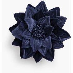 Talbots Women's Velvet Corsage Pin ($15) ❤ liked on Polyvore featuring jewelry, brooches, velvet jewelry, red brooch, talbots, red velvet jewelry and pin jewelry