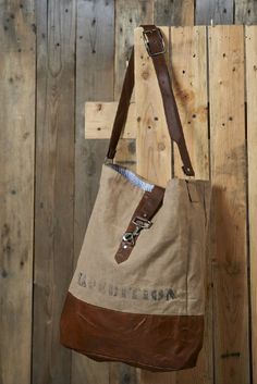 Expedition bag this is a must have!! #recycled #repurpose