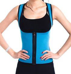3e4240534d Amazon.com  Roseate Body Shaper Hot Thermo Sweat Shapewear Womens Weight  Loss Tank Top Neoprene Sauna Waist Cincher M  Clothing