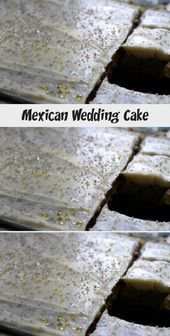 wedding cakes flavors Mexican Wedding Cake - super simple cake with only 6 ingredients but full of flavor with crushed pineapple and cream cheese frosting Autumn Wedding Cakes, Italian Wedding Cakes, Vegan Wedding Cake, Country Wedding Cakes, Wedding Cake Flavors, Wedding Cake Rustic, White Wedding Cakes, Vegetarian Breakfast, Vegetarian Recipes