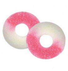 Albanese Pink Watermelon Gummi Rings 4.5lb