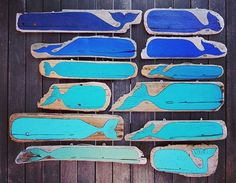 #Whale #Whales #Wal #Wale #Sea #Ocean #Meer #Surfart - Painting Driftwood Painted Driftwoodart Treibholz Treibholzkunst Strandgut - website: www.kymastyle.com - shop: http://kymastyle.dawanda.com - http://facebook.com/kymastyle - http://instagram.com/kymastyle - http://twitter.com/kymastyle - contact 4 orders + infos: kymastyle@yahoo.com
