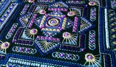 Needlepoint PDF pattern Counted thread detailed stitching