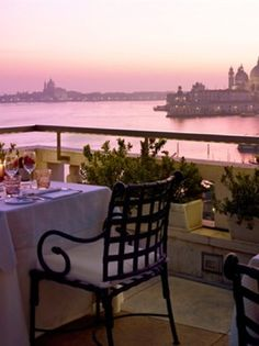 TERRAZZA DANIELI at Hotel Danieli • Venice, ITALY • One of Venice\'s ...
