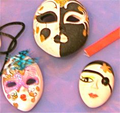 Ceramic Mask Collection