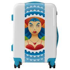 Lindo rostro femenino. Producto disponible en tienda Zazzle. Accesorios, moda. Product available in Zazzle store. Fashion Accessories. Regalos, Gifts. Link to product: http://www.zazzle.com/lindo_rostro_femenino_luggage-256833360618138524?CMPN=shareicon&lang=en&social=true&rf=238167879144476949 #maleta #bagage #equipaje