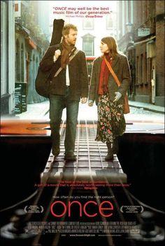 Once (Una Vez) (2006) - indie romántica. Irlandesa.