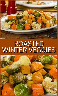 These are the veggies you'll want to roast during the winter season, 'cause they're easily available and full of comfort!