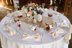 Photography by kenkienow.com, Flowers by jennymcnieceflowers.com/, Wedding Design, Boutonnieres, Cake Topper   Invitaitons by pleatsandthankyou.com/