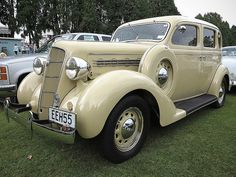 1935 Chrysler Sedan....#ClassicCars..Re-pin Brought to you by agents of #carinsurance at #HouseofInsurance #Eugene