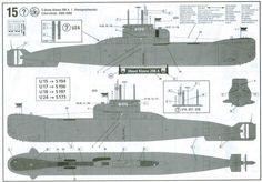 submarinos colombianos u 206 -