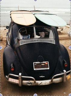 old school surf bug