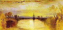 J.M.W. Turner - Wikipedia, den frie encyklopædi