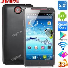 "http://www.tinydeal.com/it/jiake-k6-50-mtk6589-4-core-android-411-gps-3g-smart-phone-p-96964.html K6 5.0"" Capacitive Touch MTK6589 4-Core Android 4.1.1 3G Smart Phone"