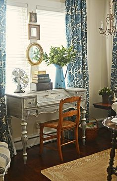 Pretty writing desk