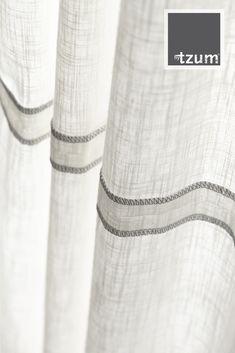 Puur, fris en natuurlijk. Mooie gordijnen voor de woonkamer of slaapkamer. #onlinegordijnenshop.nl