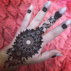Mehndika Joey Henna: its beautiful