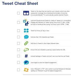 Twittermania - Onderzoek: bedrijven twitteren op verkeerde tijdstippen. En: hoe het wel 'moet'