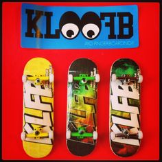KLFB complete fingerboards. RM160