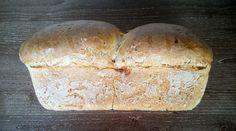 Pan para hoy: Versión del Pan de Leche de Dan Lepard. Ha sido divertido formar este culito ;-)