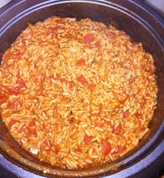 This is an easy no mess Spanish rice that is a great addition to any Mexican meal! Thanks for the review Chef #792090, I have edited my recipe according to your recommendations.