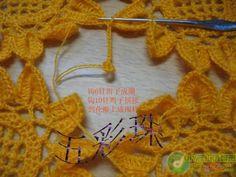 Gift presents for women: Sunflower bag, free crochet patterns ~ Craft , handmade blog