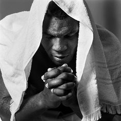 """One of my favorite shots of """"Iron"""" Mike Tyson"""
