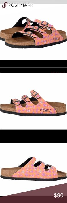Brand new Birkenstock by papillo sandals New in box US size 7 Birkenstock Shoes Sandals