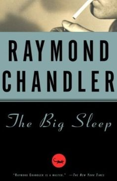 """The iconic first novel from crime fiction master Raymond Chandler, featuring Philip Marlowe, the """"quintessential urban private eye"""" (Los Angeles Times). Book Club Books, The Book, Good Books, Books To Read, My Books, Book 1, Crime Books, Crime Fiction, Fiction Books"""