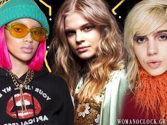 Οι τάσεις στα χρώματα μαλλιών Φθινόπωρο Χειμώνας 2018 2019 Snapchat, Round Sunglasses, Fashion Beauty, Trends, Round Frame Sunglasses, Beauty Trends