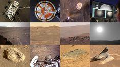 60 primeras imágenes de Perseverance en Marte - Feb. 2021 Youtube, Landing, Tuesday, Scenery, Youtubers, Youtube Movies
