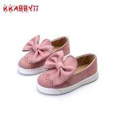 98674ee635f3b KKABBYII Enfants Filles Chaussures Printemps Automne Grand Arc De Mode  Sneaker Enfants Bébé Fille Casual Sport Chaussures princesse Mignon  Chaussures