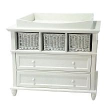 """BSF Baby Addison Changer/Organizer - White - BSF Baby - Babies """"R"""" Us"""