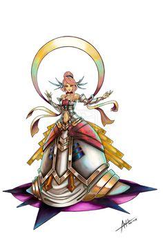 Princess Malina by ArthurHiragii on DeviantArt