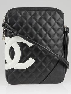 f92ed408205c93 Chanel Black Ligne Cambon Medium Crossbody Bag - My favorite this season!