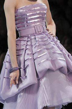 lavender fashion details