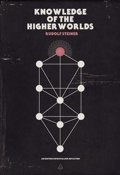 Blaqmercury In Mind | radgency: Rudolf Steiner Book Covers - Personal ...