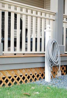 Craftsman Railing Details Pinterest Craftsman Porch