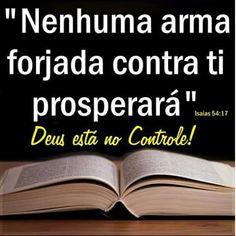 Isaías 54:17