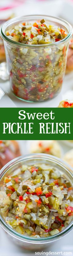 Homemade Sweet Pickl...