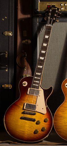 """Gibson Custom Collector's Choice # 7 Aged 1960 Les Paul """"Shanks"""""""