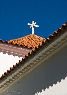 Lineas de Fe.Tomada en la Iglesia del Cristo del Buen Viaje, Pampatar, Isla de Margarita, #Venezuela.