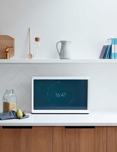 SAMSUNG SERIF TV BY BOUROULLEC BROTHERS - the perfectly sized screen for the kitchen!