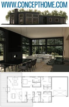 Home plan new house plans, dream house plans, small house plans, New House Plans, Dream House Plans, Modern House Plans, Small House Plans, House Floor Plans, The Plan, How To Plan, Casas The Sims Freeplay, Building A Container Home