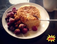 = PROTEIN POW(D)ER !: Sweet Potato Protein Mug Cake - A Guest Post by Ben Tormey