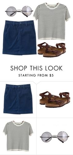 """""""Untitled #216"""" by kenzie-raye13 on Polyvore featuring Aéropostale, Birkenstock, Chicnova Fashion and Retrò"""