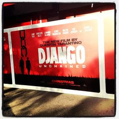 Django Unchained is at #sdcc #comiccon. The D is silent! ;-)
